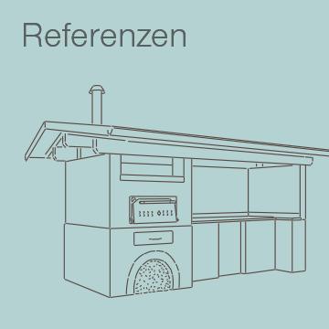 Referenzen Backhäuser