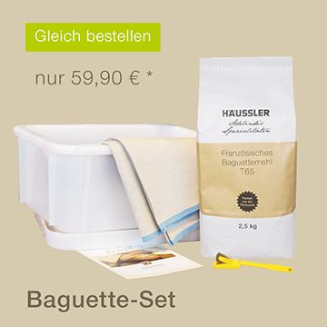 Baguette-Set