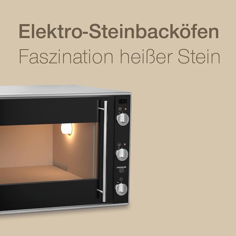 Elektro-Steinbacköfen – Faszination heißer Stein