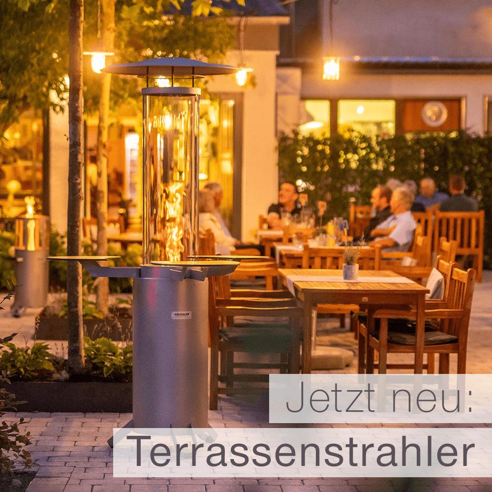 Terrassenstrahler