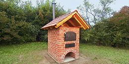 Häussler Holzbackofen Bausatz