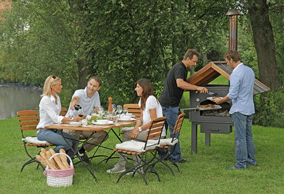Mit dem Häussler Holzbackofen ist das Backen ganz einfach.