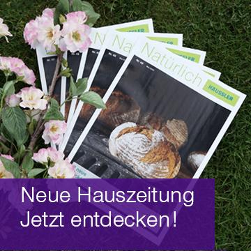 Hauszeitung Frühjahr 2020