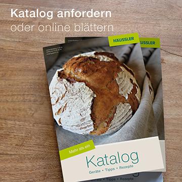Katalog anfordern oder online blättern