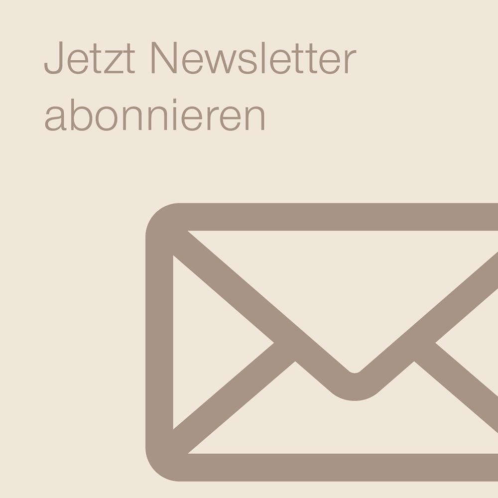 Jetzt Newsletter abonnieren