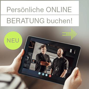 Persönliche Online-BERATUNG buchen!