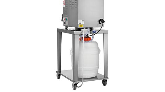 Wasserbehälter PN 300