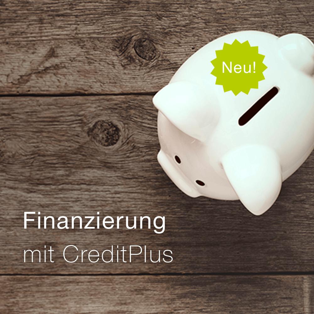 Finanzierung mit CreditPlus