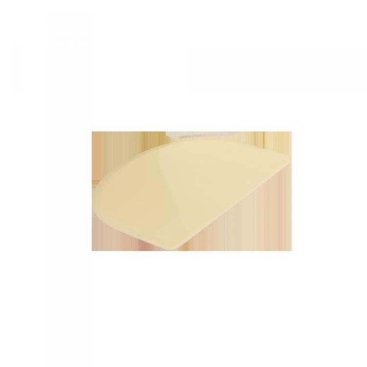 Teigschaber klein (12 x 9 cm)