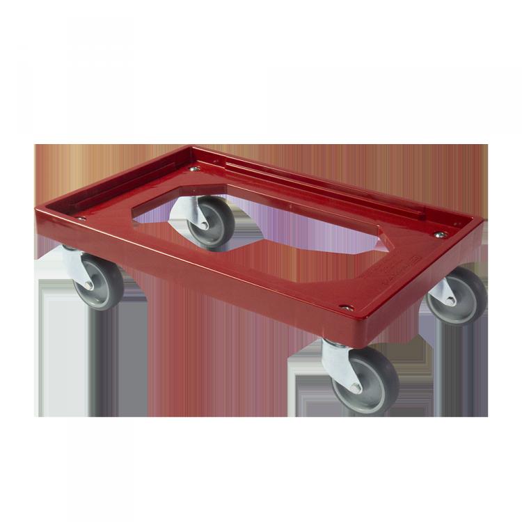 Wagen für PVC-Nudelhorden
