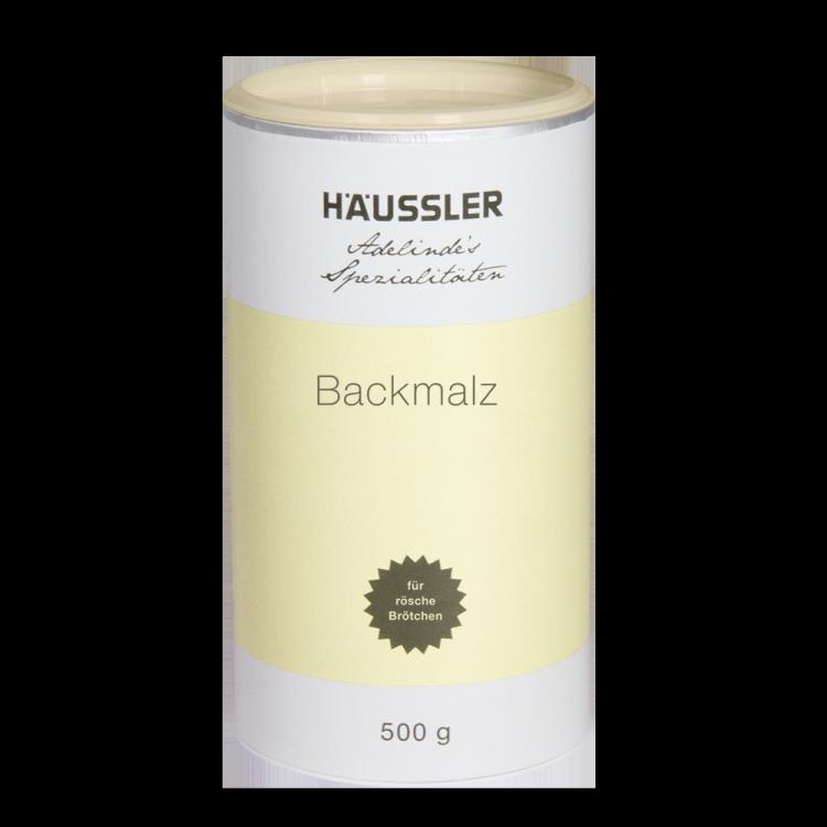 Backmalz 500 g Dose