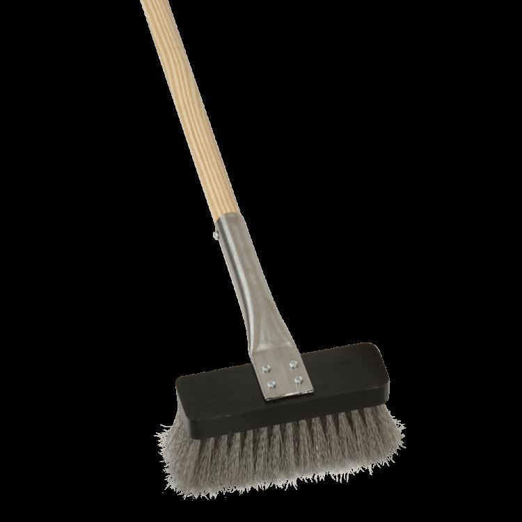 Reinigungsbesen 16 cm mit Stiel 1,50 m