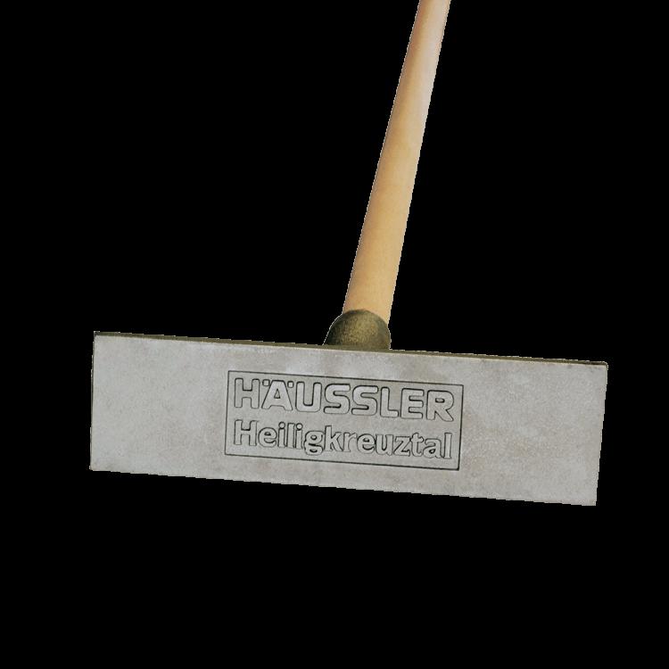 Ascheausziehkrücke 28 cm mit Stiel