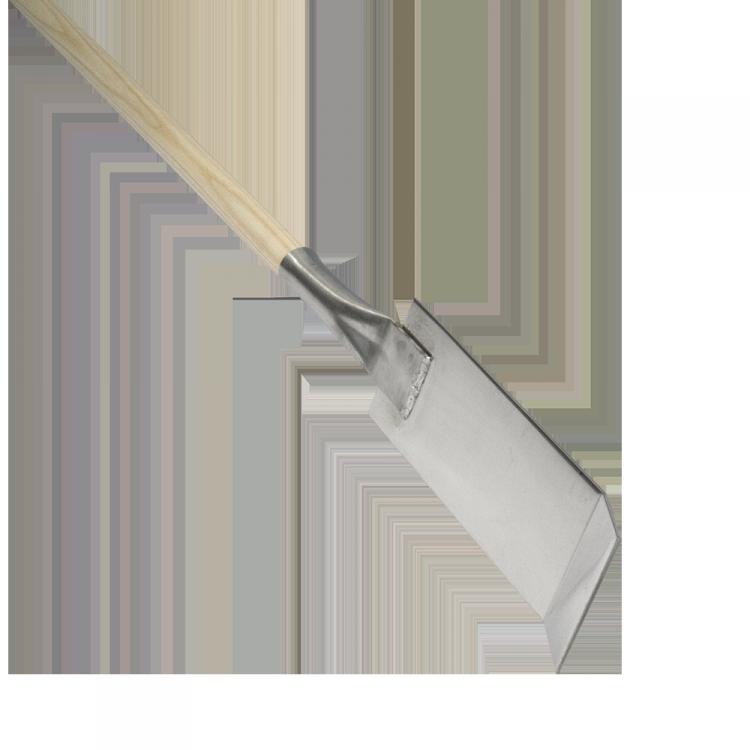 Glutschieber mit Stiel 150 cm