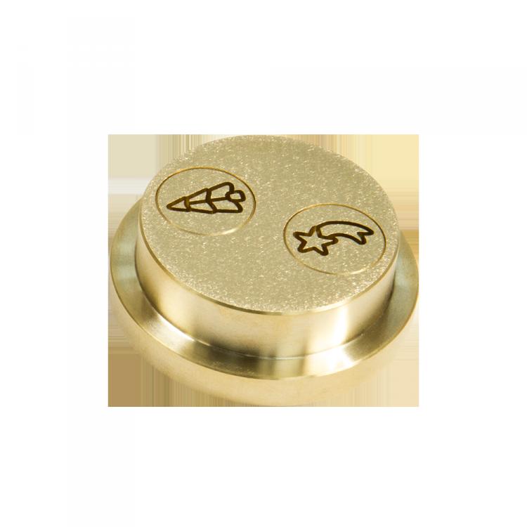 Matrizen für Emma und PN 100 Nr. 501 - Weihnachtsmotive (19 mm) - ohne Teflon