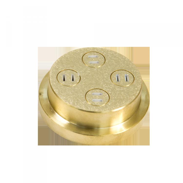 Matrizen für Emma und PN 100 Nr. 422 c - Wellenspätzle (5 mm)