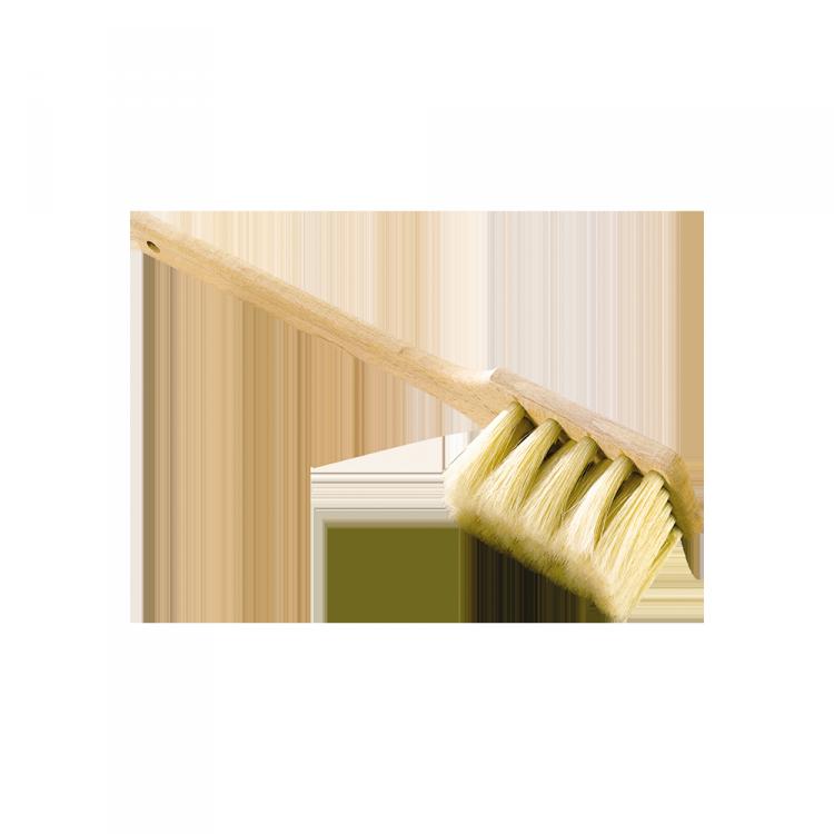 Brotpinsel (Bräunwisch) 5-reihig, 31 cm lang