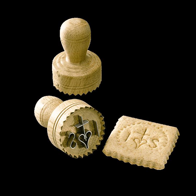 Brotstempel Ø 50 mm (klein)