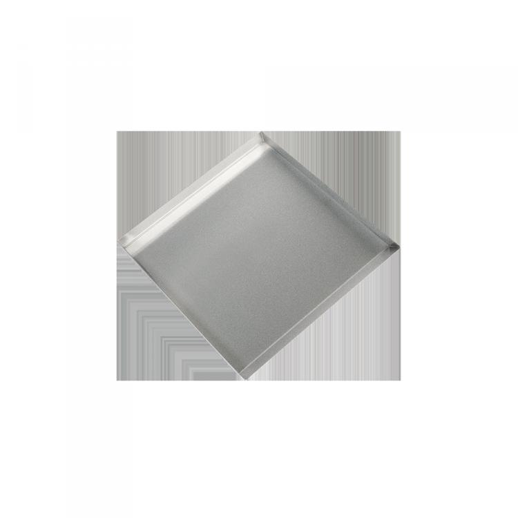 Backblech Edelstahl 35 x 38 cm (Mono)