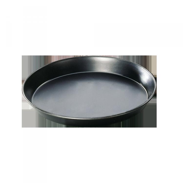 Blauglanzrundformen Ø 28 cm; Boden Ø 24 cm (Rand 4 cm)