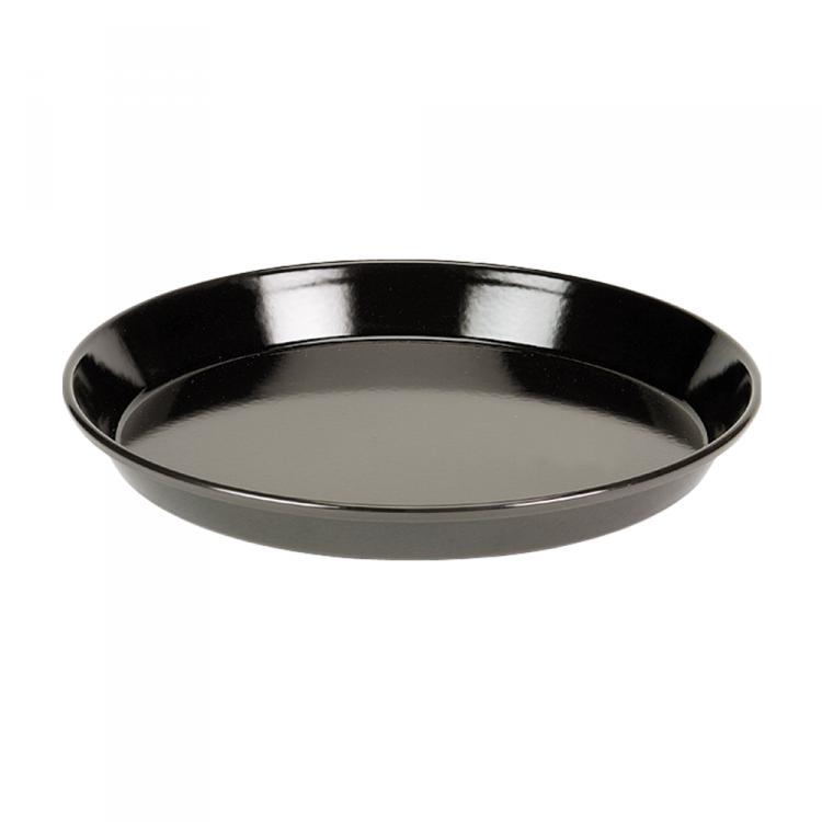 Kuchen- und Pizzarundformen Ø 30 cm; Boden Ø 26 cm (Rand 3,5 cm)