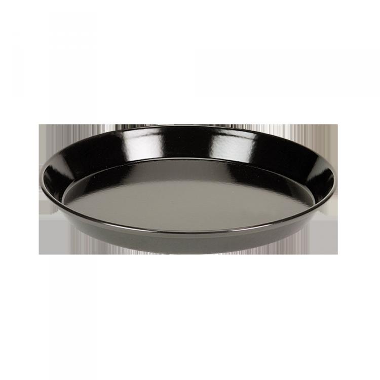 Kuchen- und Pizzarundformen Ø 32 cm; Boden Ø 28 cm (Rand 3,5 cm)