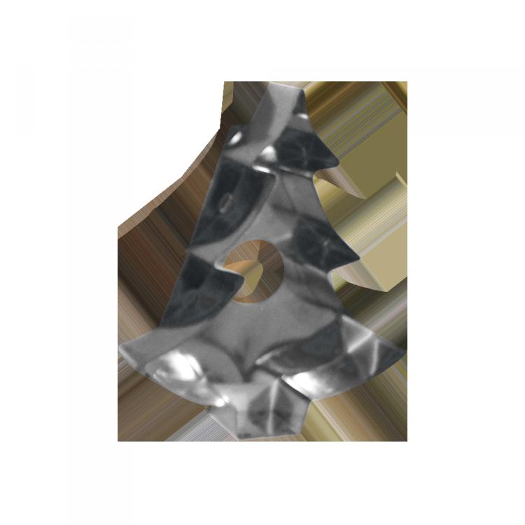 Ausstechformen Profiqualität Tannenbaum (ca. 15,5 x 12,5 cm)