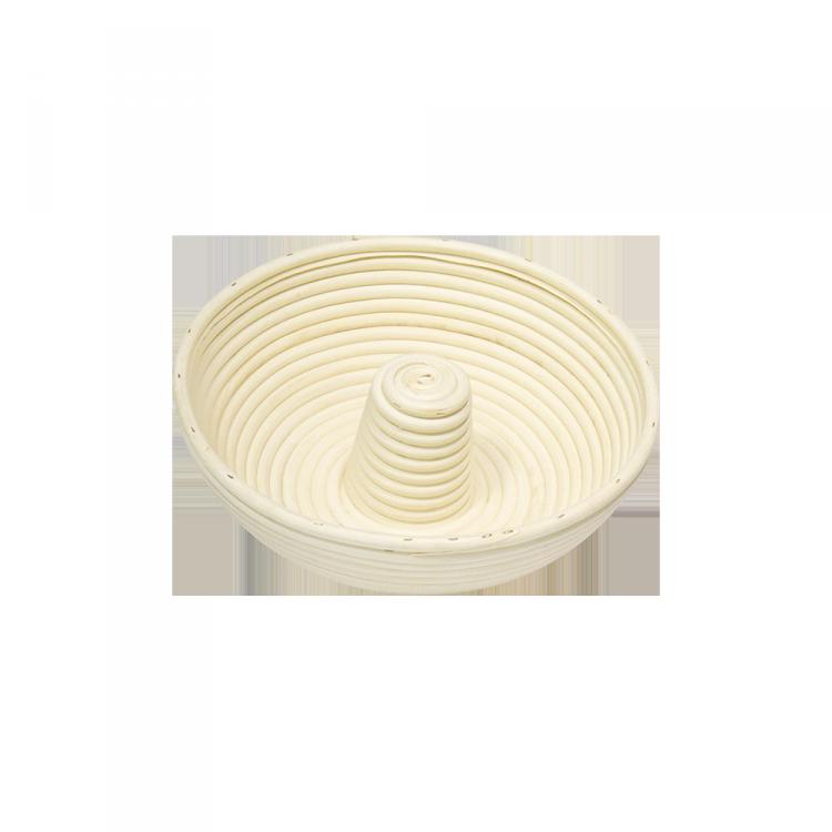 Gärkörbchen Ringform Ø 26 cm (1,25 kg Teig)
