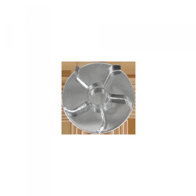 Brötchendrücker Kaisersemmeldrücker mit Loch Ø 8 cm