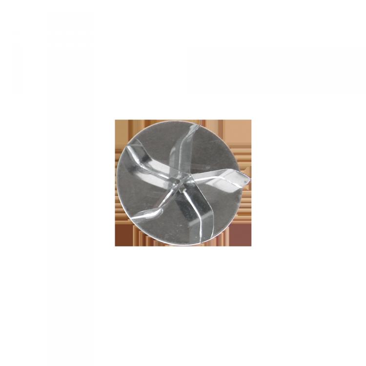 Brötchendrücker Kaisersemmeldrücker ohne Loch Ø 8 cm