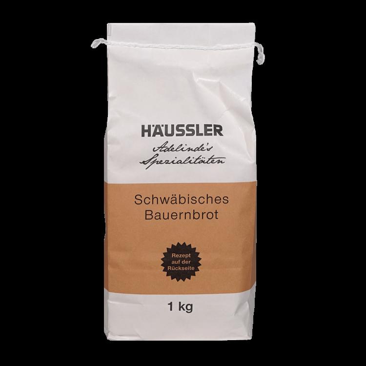 Schwäbisches Bauernbrot 1 kg-Packung