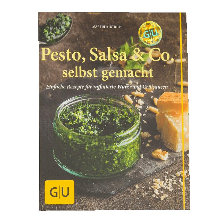 Pesto - Salsa & Co selbst gemacht