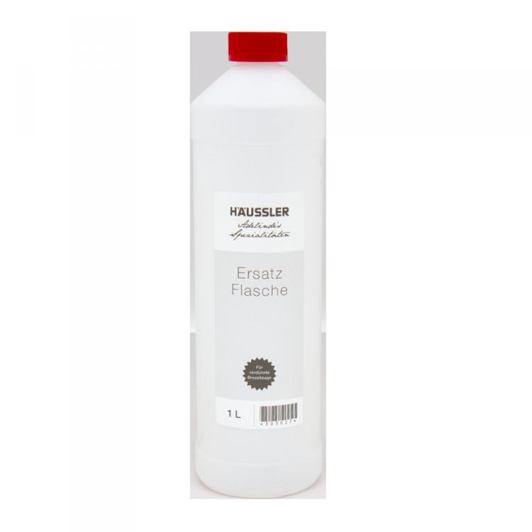 Ersatzflasche für verdünnte Brezellauge 1 Liter