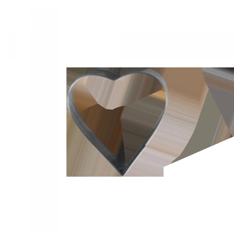 Ausstechformen Herz (ca. 11,5 cm)