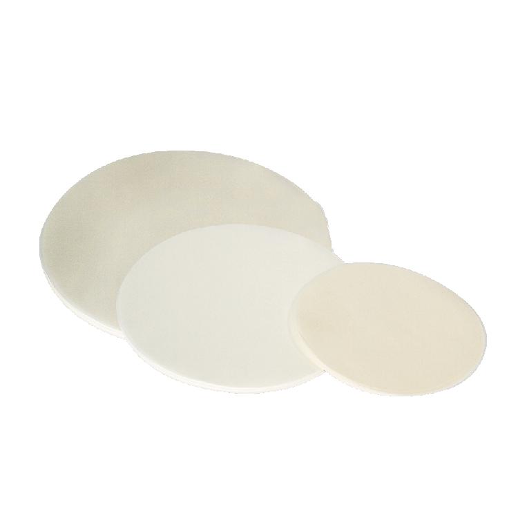 Backpapier rund