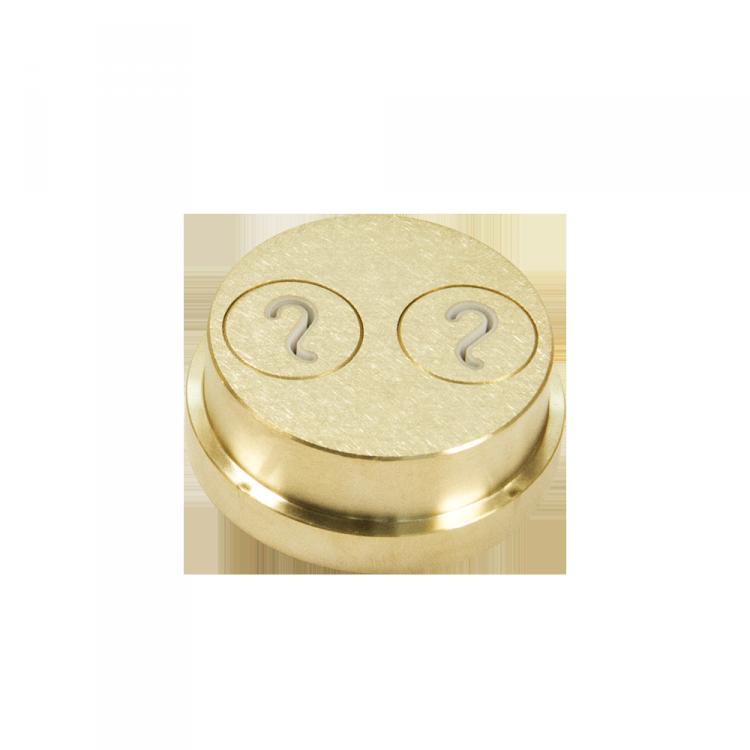 Matrizen für Luna Nr. 370 - Schneckle (10,5 mm)