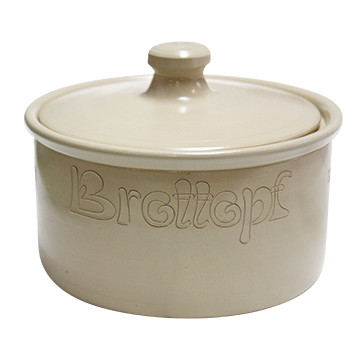 Brottopf Neutral 5 Liter