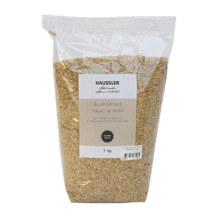 Räuchermehl Buchenholz 1 kg