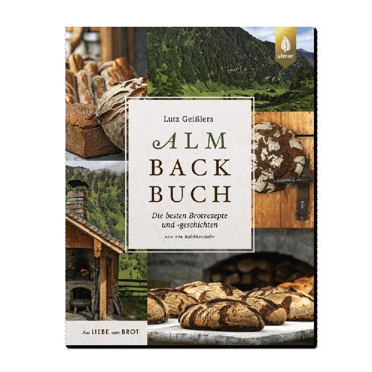 Almbackbuch von Lutz Geißler