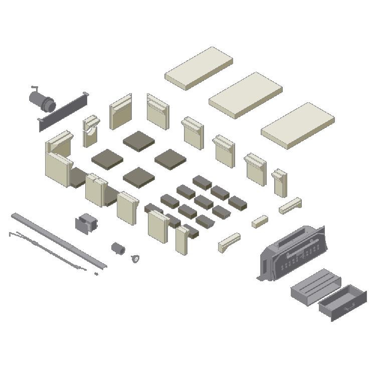 Bausatz Typ HABO 15