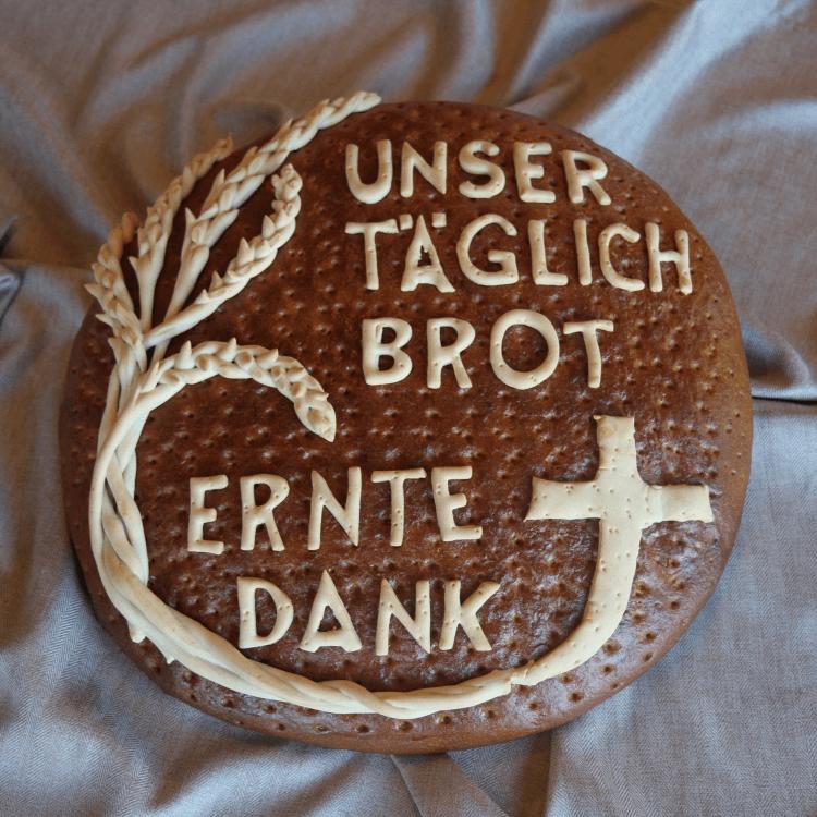 Ernte-Dank Brot