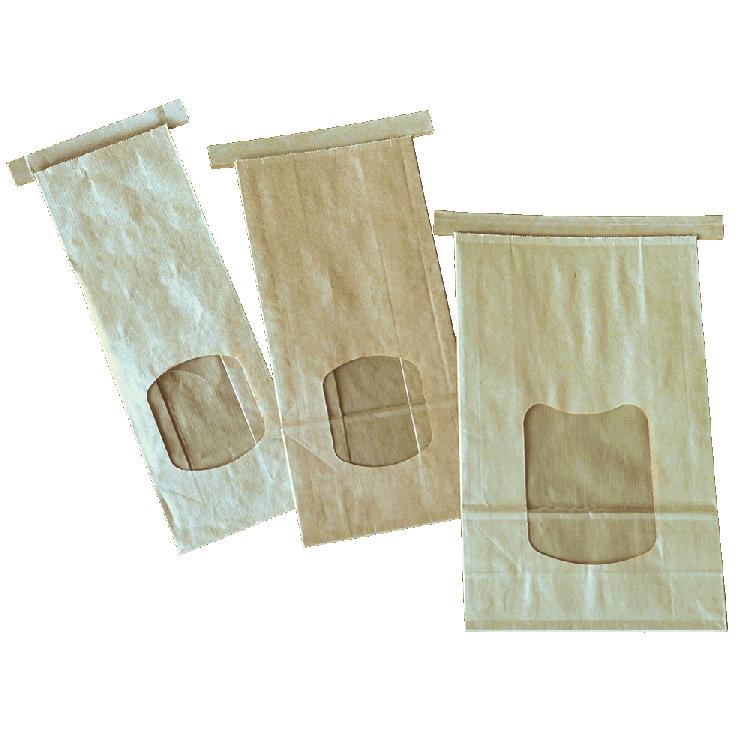 Nudelverpackungen mit Fenster M (11,5 x 7 x 24,5 cm)