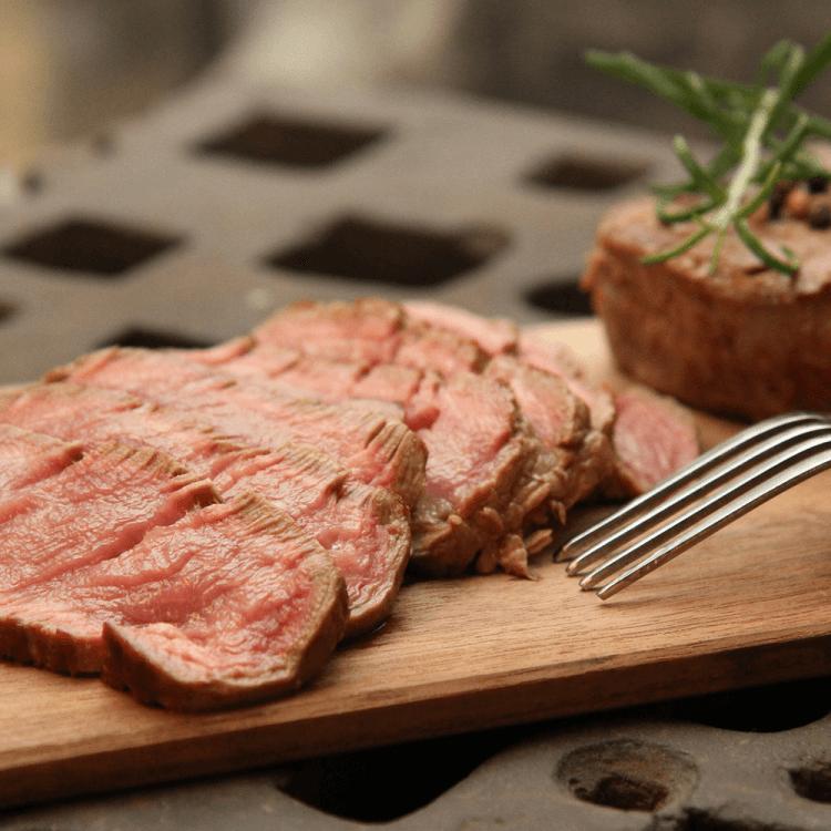 Niedertemperatur Roastbeef
