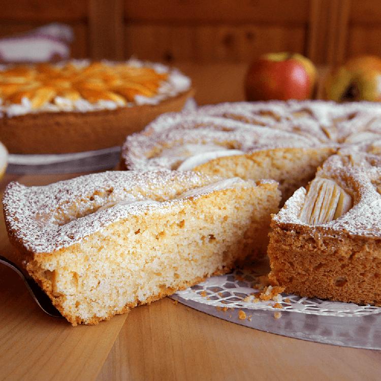 Dinkelrührkuchen
