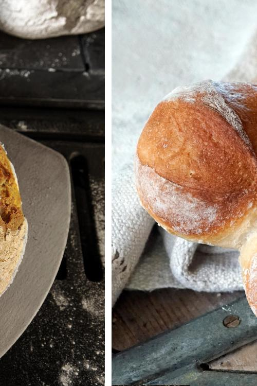 So geht: Brot & Brötchen backen